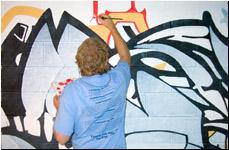 Artist Nolan Haan
